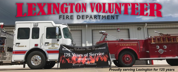 Lexington, NE Volunteer Fire Department